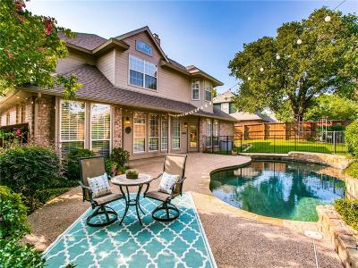 Flower Mound Single Family Home For Sale: 1908 Concord Drive