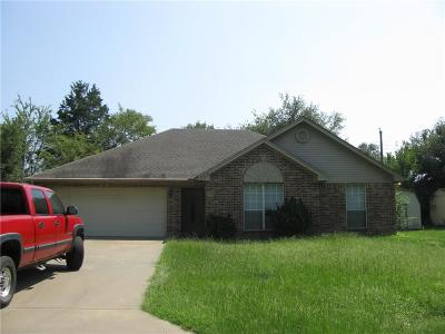 Gun Barrel City Single Family Home Active Option Contract: 135 Holiday Drive