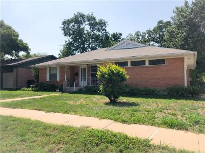 Plano Single Family Home Active Contingent: 800 20th Street