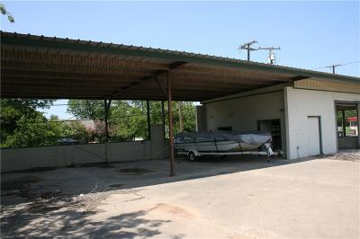 Mineral Wells Commercial For Sale: 1600 S Oak Avenue