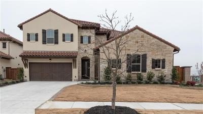 Frisco Single Family Home For Sale: 3905 Covedale Boulevard