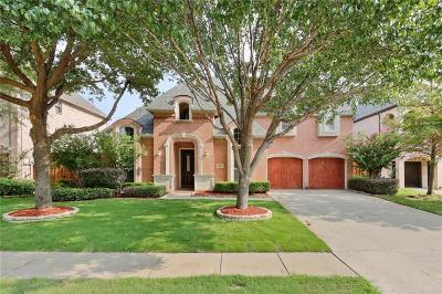Coppell Single Family Home For Sale: 183 Georgian Drive