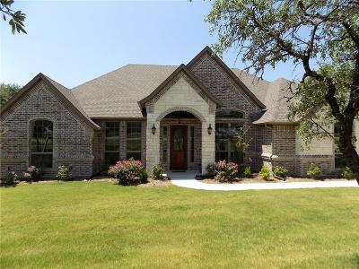 Azle Single Family Home For Sale: 230 Maral Lane