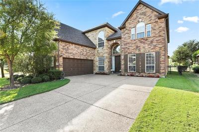 Frisco Single Family Home Active Option Contract: 3681 Roosevelt Drive