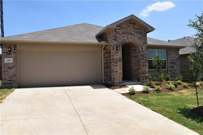 Fort Worth TX Single Family Home For Sale: $209,900