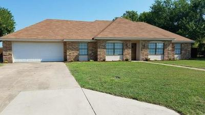 Red Oak Single Family Home For Sale: 111 Bow Creek Circle