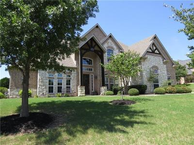 Azle Single Family Home For Sale: 153 Deer Crossing Way