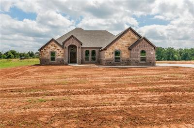 Springtown Single Family Home For Sale: 2255 Je Woody Road