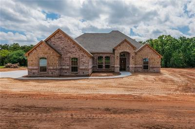 Springtown Single Family Home For Sale: 2399 Je Woody Road