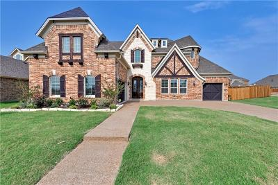 Mansfield Single Family Home Active Option Contract: 709 Minecreek Court