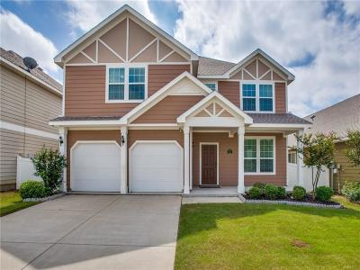 Providence Village TX Single Family Home For Sale: $297,500
