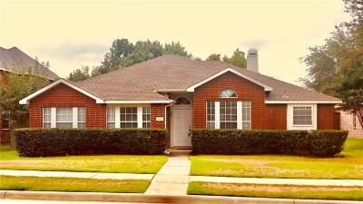 Allen Single Family Home For Sale: 919 Morningside Lane