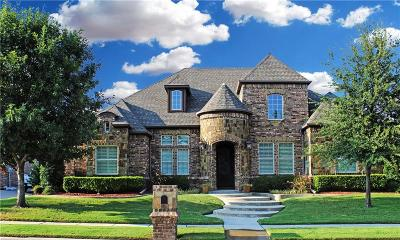 North Richland Hills Single Family Home Active Option Contract: 7805 Roberts Court
