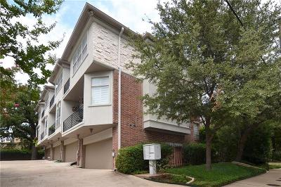 Dallas Condo Active Option Contract: 4051 Travis Street #4051C