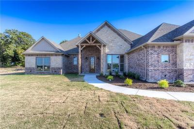 Parker County Single Family Home Active Option Contract: 147 Lavender Lane