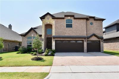 Melissa Single Family Home For Sale: 4103 Magnolia Ridge Drive