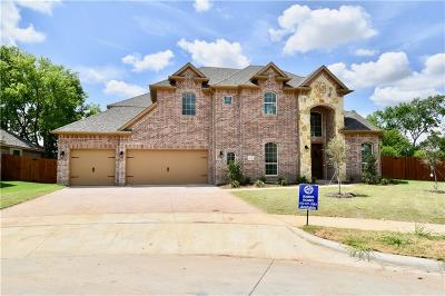 Melissa Single Family Home For Sale: 4016 Magnolia Ridge Drive