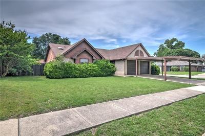 Saginaw Single Family Home For Sale: 800 Arcadia Street