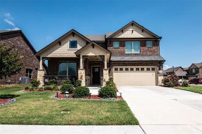 Rowlett Single Family Home For Sale: 2415 Rosemary Lane