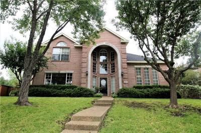 Rockwall Single Family Home For Sale: 1847 Emerald Bay Drive