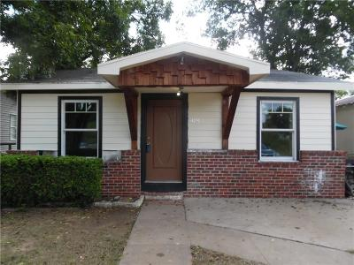 Mineral Wells Single Family Home For Sale: 508 SE 8 1/2 Street