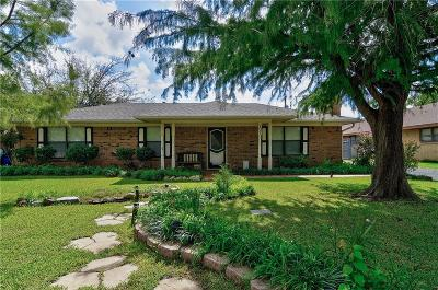 Whitesboro Single Family Home For Sale: 107 Texoma Drive