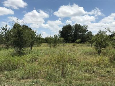 Comanche TX Residential Lots & Land For Sale: $58,000