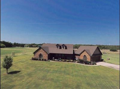 Azle Single Family Home For Sale: 111 Mulligan Lane
