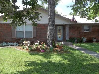 Brownwood Single Family Home For Sale: 229 Avolyn Drive