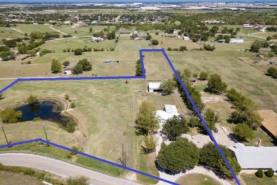 Haslet Single Family Home For Sale: 535 Blue Mound Road E