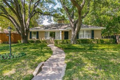 Single Family Home For Sale: 6305 Del Norte Lane