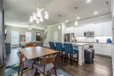 Coppell Single Family Home For Sale: 721 Hammond Street