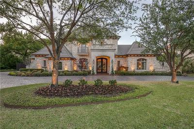 Single Family Home For Sale: 6321 Carrington Drive