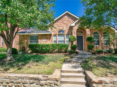 Rockwall Single Family Home For Sale: 2180 Garden Crest Drive
