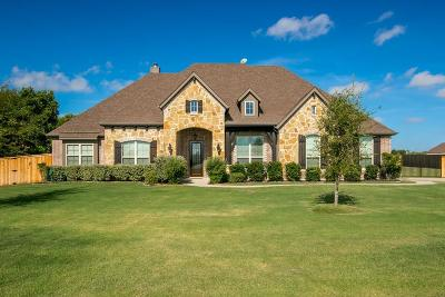 Midlothian Single Family Home For Sale: 3811 Ledgestone Lane