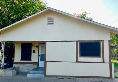 Fort Worth Single Family Home For Sale: 2010 Vaughn Boulevard