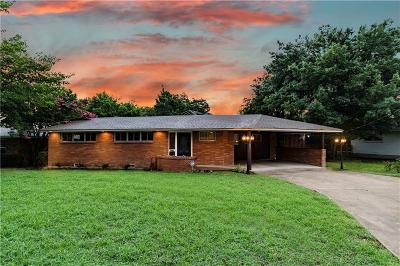 Single Family Home For Sale: 762 S Manus Drive