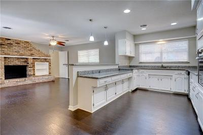 Hurst Residential Lease For Lease: 521 Brookview Drive