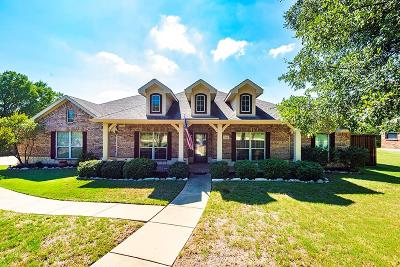 Red Oak Single Family Home Active Option Contract: 139 Wooded Creek Drive