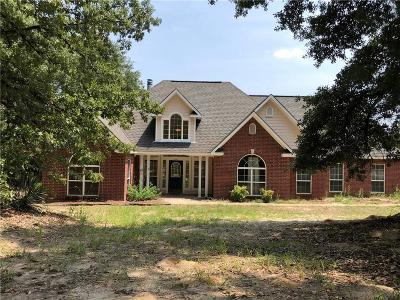 Quitman Single Family Home For Sale: 176 County Road 3282