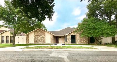Single Family Home For Sale: 6136 Copperhill Drive