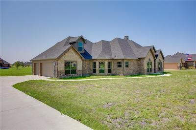 Poetry, Terrell Single Family Home For Sale: 1110 Foolish Pleasure Drive
