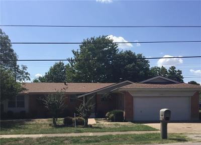 Midlothian Single Family Home For Sale: 1429 N 9th Street