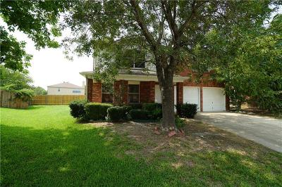 Seagoville Single Family Home For Sale: 126 Pheasant Lane