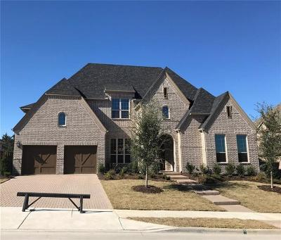 Prosper Single Family Home For Sale: 3390 Briarcliff Drive