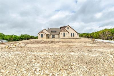 Weatherford Single Family Home For Sale: 158 Cedar Mountain Drive