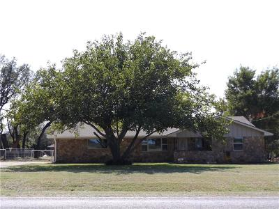 Granbury Single Family Home For Sale: 1900 Temple Hall Highway