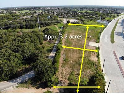 Denton Commercial Lots & Land For Sale: 2900 Robinson Road