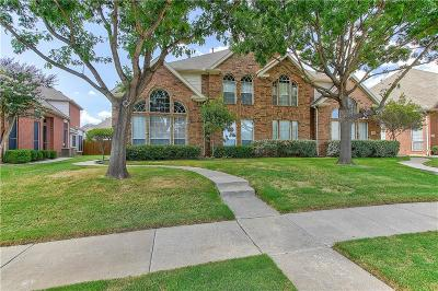 Frisco Single Family Home Active Option Contract: 6775 Winston Drive
