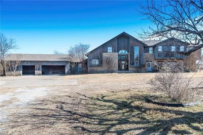 Aledo Single Family Home Active Kick Out: 775 E Fm 1187